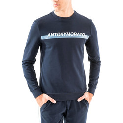 textil Herre Sweatshirts Antony Morato MMFL00454 FA150048 Blå