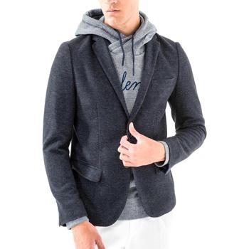 textil Herre Jakker / Blazere Antony Morato MMJA00368 FA100171 Blå