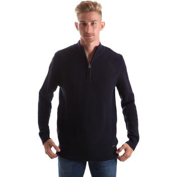 textil Herre Pullovere Gas 561974 Blå