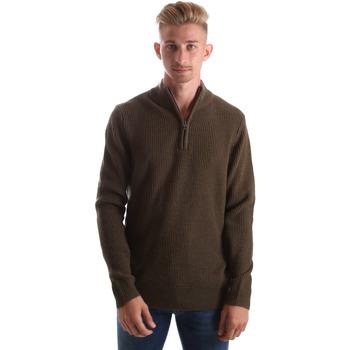 textil Herre Pullovere Gas 561974 Grøn