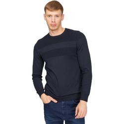 textil Herre Pullovere Gas 561990 Blå