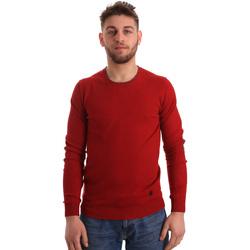 textil Herre Pullovere Gaudi 821BU53003 Rød