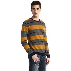 textil Herre Pullovere Gaudi 821BU53017 Grå