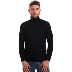 textil Herre Pullovere Gaudi 821BU53034 Blå