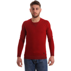 textil Herre Pullovere Gaudi 821BU53036 Rød