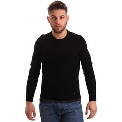 textil Herre Pullovere Gaudi 821BU53043 Sort