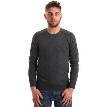 textil Herre Pullovere Gaudi 821FU53008 Grå