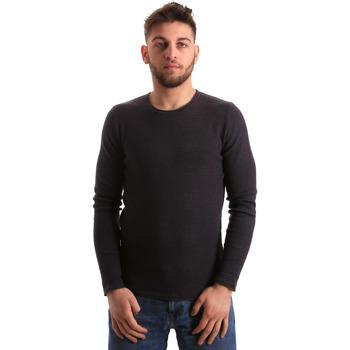 textil Herre Pullovere Gaudi 821FU53016 Grå