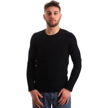textil Herre Pullovere Gaudi 821FU53016 Blå