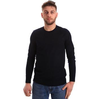 textil Herre Pullovere Gaudi 821FU53080 Blå