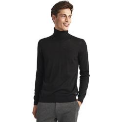 textil Herre Pullovere Gaudi 821FU53083 Sort