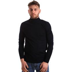 textil Herre Pullovere Gaudi 821FU53083 Blå