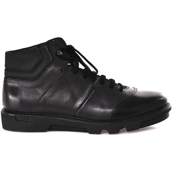 Sko Herre Høje sneakers Soldini 20645 3 Sort