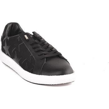 Sko Herre Lave sneakers Gas GAM827107 Sort