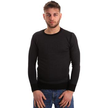 textil Herre Pullovere Bradano 166 Sort