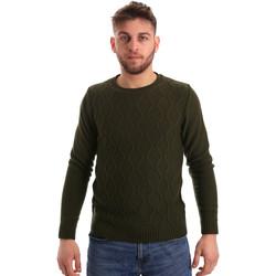 textil Herre Pullovere Bradano 155 Grøn