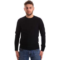 textil Herre Pullovere Bradano 161 Blå