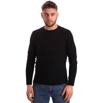 textil Herre Pullovere Bradano 155 Blå