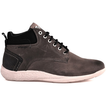 Sko Herre Høje sneakers Wrangler WM182150 Grå