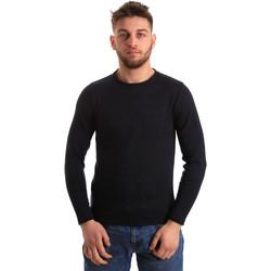 textil Herre Pullovere Bradano 163 Blå