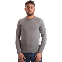 textil Herre Pullovere Bradano 163 Grå