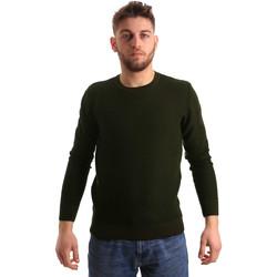 textil Herre Pullovere Bradano 168 Grøn