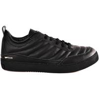 Sko Herre Lave sneakers Gas GAM824040 Sort
