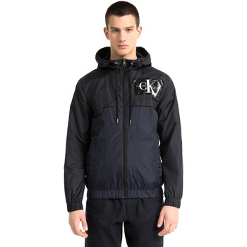 textil Herre Jakker Calvin Klein Jeans J30J307781 Blå
