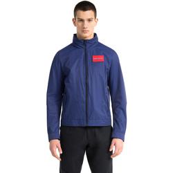 textil Herre Jakker Calvin Klein Jeans J30J307782 Blå