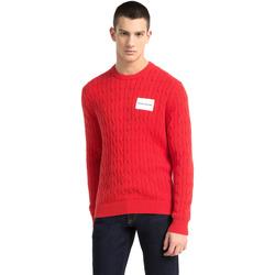 textil Herre Pullovere Calvin Klein Jeans J30J307800 Rød