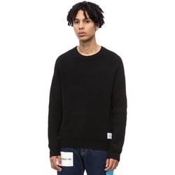 textil Herre Pullovere Calvin Klein Jeans J30J309547 Sort