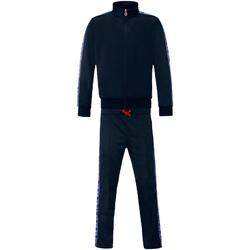 textil Herre Træningsdragter Invicta 4435103/U Blå