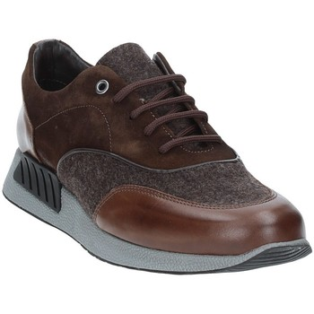 Sko Herre Lave sneakers Exton 161 Brun
