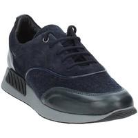 Sko Herre Lave sneakers Exton 161 Blå