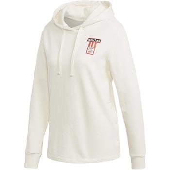 textil Dame Sweatshirts adidas Originals DH4666 hvid