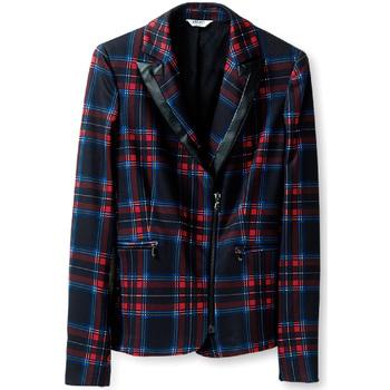 textil Dame Jakker / Blazere Liu Jo F68005J5579 Blå