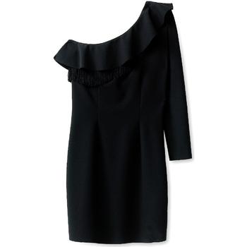 textil Dame Korte kjoler Liu Jo F68120J9998 Sort