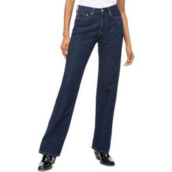 textil Dame Lige jeans Calvin Klein Jeans J20J207612 Blå