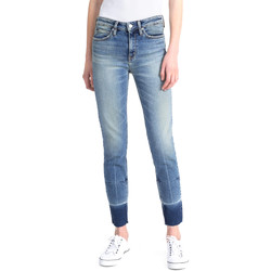textil Dame Smalle jeans Calvin Klein Jeans J20J208060 Blå