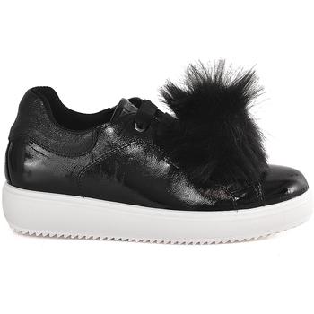 Sko Dame Lave sneakers IgI&CO 2154822 Sort