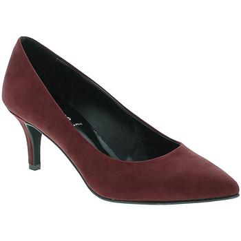 Sko Dame Højhælede sko Grace Shoes 2152 Rød
