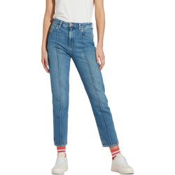textil Dame Smalle jeans Wrangler W239RI Blå