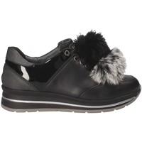 Sko Dame Lave sneakers Grunland SC3944 Sort