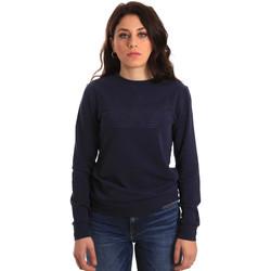 textil Dame Sweatshirts Emporio Armani EA7 6ZTM84 TJ31Z Blå