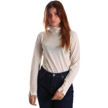textil Dame Pullovere Gas 566589 hvid