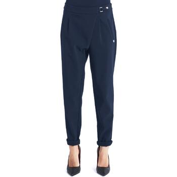 textil Dame Chinos / Gulerodsbukser Gaudi 821BD25031 Blå