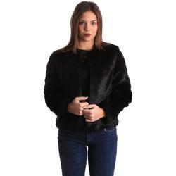 textil Dame Jakker Gaudi 821BD39002 Sort