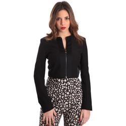 textil Dame Jakker / Blazere Gaudi 821FD35003 Sort