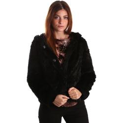 textil Dame Jakker Gaudi 821FD39003 Sort