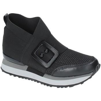 Sko Dame Høje sneakers Apepazza RSD19 Sort